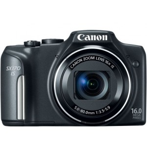 Powershot SX170 دوربین کانن