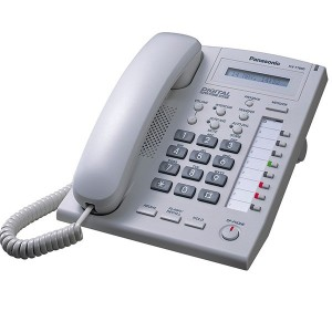 Panasonic KX-T7665 تلفن پاناسونیک