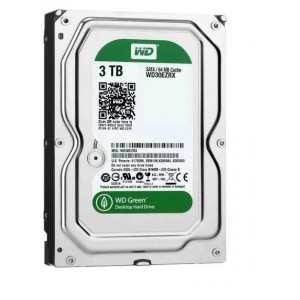 Western Digital 3.0 TB SATA Green هارد دیسک اینترنال