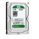Western Digital 2.0 TB SATA Green هارد دیسک اینترنال