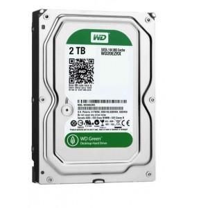 Western Digital Green WD20EZRX - 2TB هارد دیسک اینترنال