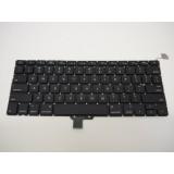 "Keyboard For MacBook Pro 13"" A1278 کیبورد لپ تاپ اپل اینتر کوچک"