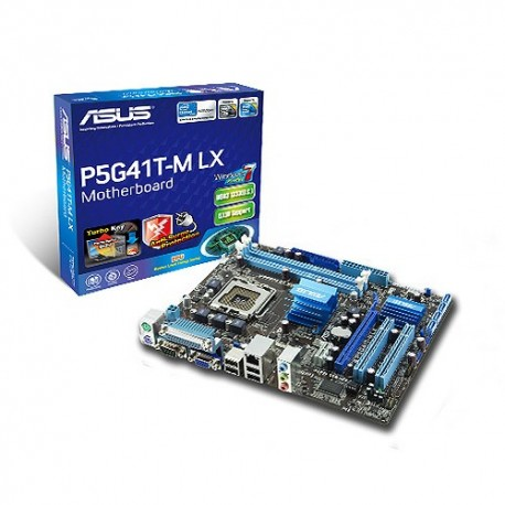 ASUS-P5G41T-MLX مادربرد ایسوس