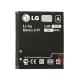 LG KP500 باطری اصلی گوشی ال جی