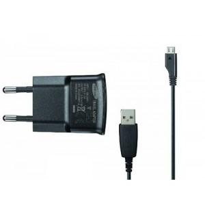 5.0V-1.0A شارژر اصلی گوشی موبایل سامسونگ با کابل