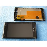 Sony Xperia J تاچ و ال سی دی گوشی موبایل سونی