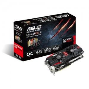ASUS R9290X-DC2OC-4GD5 کارت گرافیک