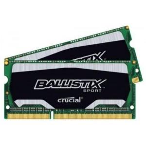 Crucial Ballistix Sport 16GB-1866 رم لپ تاپ