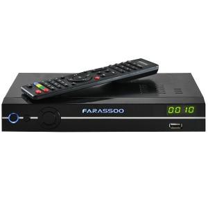 FDR-218 DVBT گیرنده تلویزیون دیجیتال فراسو