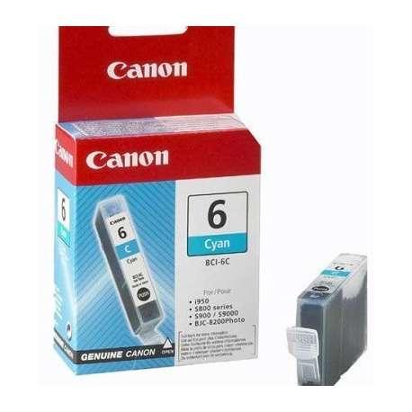 Canon BCI-6 C کارتریج پرینتر کانن