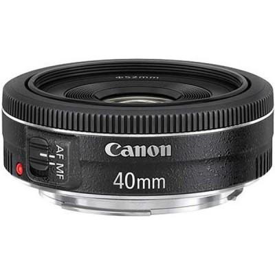 EF 40mm F/2.8 STM لنز دوربین عکاسی کنان
