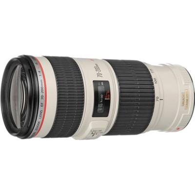EF 70-200 F/4 L USM IS لنز دوربین عکاسی کنان