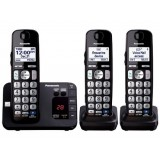 KX-TGE233B تلفن پاناسونیک