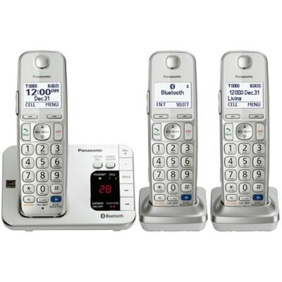 Panasonic KX-TGE263S تلفن پاناسونیک