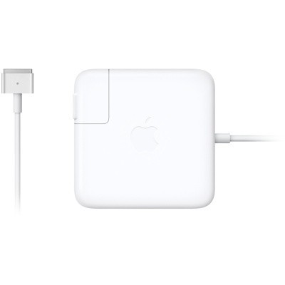 Apple 45W MagSafe2 MacBook Air. شارژر اصلی لپ تاپ اپل.