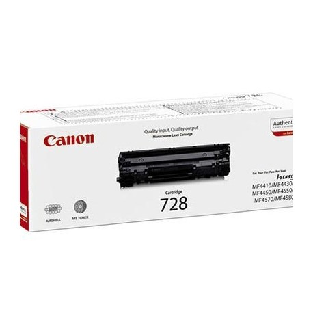 Canon 728 کارتریج اورجینال