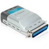 D-Link DP-301P Plus Fast Ethernet پرینت سرور