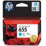 HP 655 Cyan Cartridge کارتریج