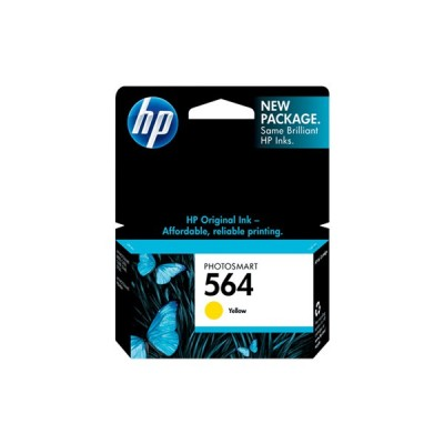 HP 564 Yellow Cartridge کارتریج