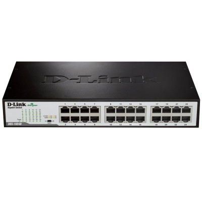 DGS-1024D 24-Port Gigabit Unmanaged سوییچ دی لینک