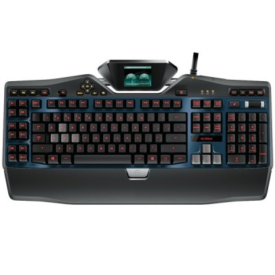 Logitech G19s Gaming Keyboard کیبورد باسیم
