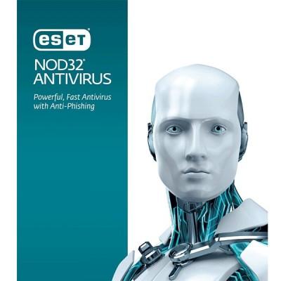 Eset NOD32 Antivirus V.8 - 1 User