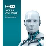 Eset NOD32 Antivirus V.8 - 9 User