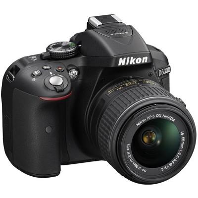 Nikon D5300 kit 18-140 VR دوربین دیجیتال نیکون