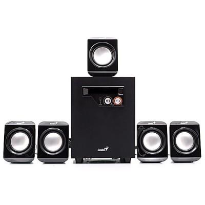 Genius SW-5.1 1020 6-Piece Surround اسپيکر جنيوس