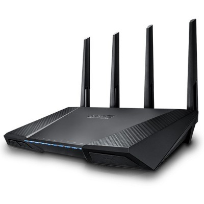 Asus RT-AC87U Dual-Band AC2400 Wireless Gigabit Router روتر بیسیم ایسوس