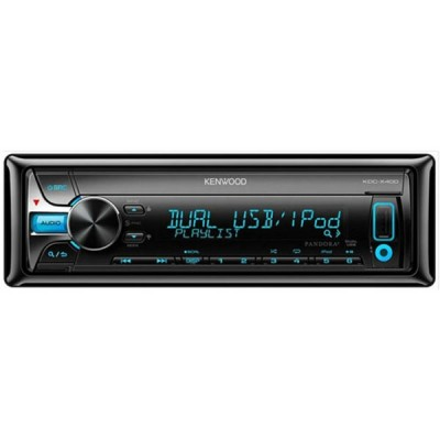 Kenwood KDC-X400 Car Audio پخش کننده خودرو کنوود