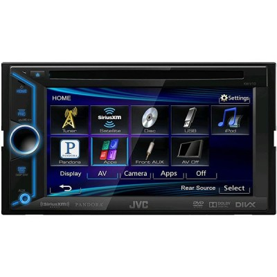 JVC KW-V10 Car Audio پخش کننده خودرو جی وی سی