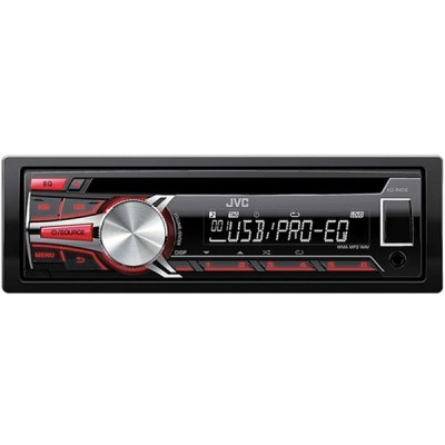 JVC KD-R456 Car Audio پخش کننده خودرو جی وی سی
