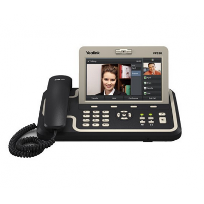 Yealink VP530 تلفن آی پی تصویری یالینک