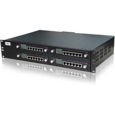 Newrock VoIP Gateway MX120-84FXO ویپ گیتوی نیوراک