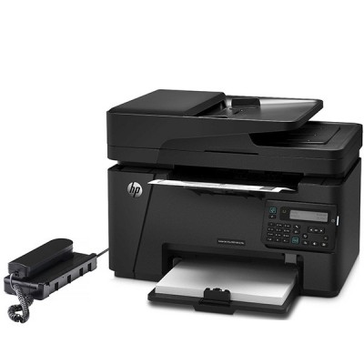 LaserJet Pro MFP M127fn+ Handy Phone پرینتر اچ پی