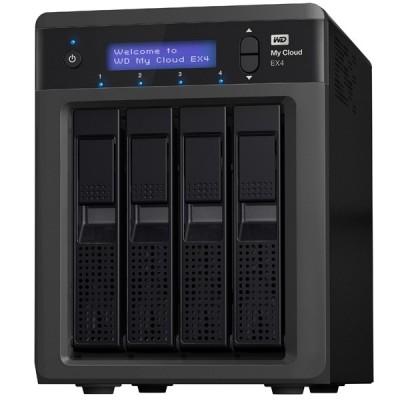 My Cloud EX4 4-Bay NAS - 12TB ذخیره ساز تحت شبکه وسترن دیجیتال