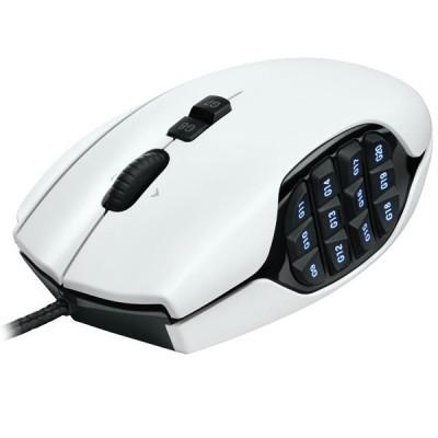 Logitech G600 MMO Gaming ماوس با سیم لاجیتک