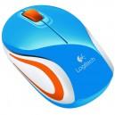 Logitech M187 Wireless Blue ماوس بی سیم لاجیتک