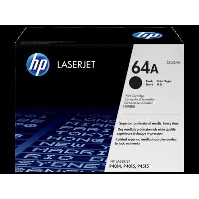HP Laserjet 64A Black کارتریج طرح فابریک اچ پی