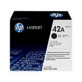 HP Laserjet 42A Black کارتریج پرینتر اچ پی طرح فابریک اچ پی