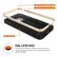 Apple iPhone 6 Spigen Case Neo Hybrid Metal کاور
