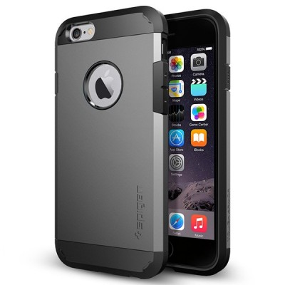 Apple iPhone 6 Spigen Tough Armor Cover فریم کاور