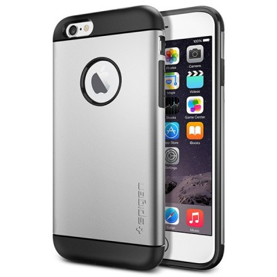 Apple iPhone 6 Spigen Slim Armor Cover کاور