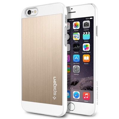 Apple iPhone 6 Spigen Aluminum Fit Cover کاور