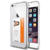 Apple iPhone 6 Plus Spigen Ultra Hybrid ID Case کاور