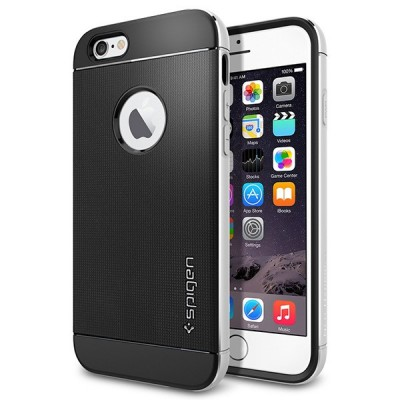 Apple iPhone 6 Plus Spigen Neo Hybrid Metal Case کاور