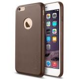 Apple iPhone 6 Plus Spigen Leather Fit Cover کاور چرم