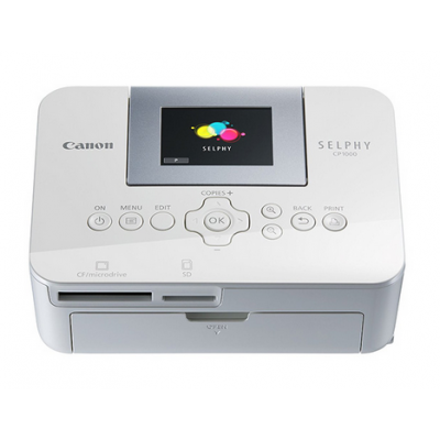 Canon SELPHY CP1000 Photo Printer پرینتر کانن