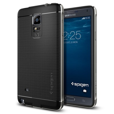 Galaxy Note 4 Spigen Neo Hybrid Metal کاور اسپیگن